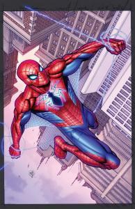 THANOS (2019 MARVEL) #3 VARIANT SPIDER-MAN BIG TIME SUIT PRESALE-06/26