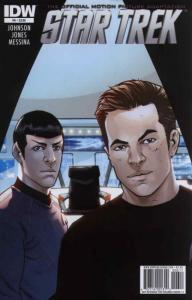 Star Trek Movie Adaptation #6 VF; IDW | save on shipping - details inside