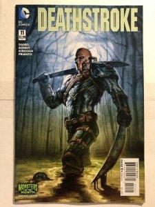 Deathstroke #11 (2016) - Rebirth