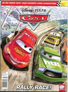 Disney CARS MAGAZINE #1, NM, Rally Race, Pixar, 2011, more Disney in store