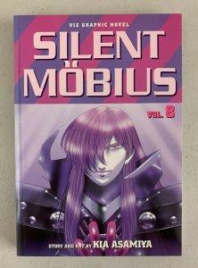 Silent Mobius Vol. 8 2002 Paperback Kia Asamiya