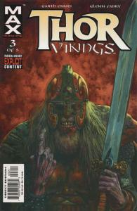 Thor: Vikings #3 VF/NM; Marvel | save on shipping - details inside
