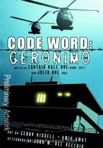 Code Word: Geronimo HC #1 VF/NM; IDW | save on shipping - details inside
