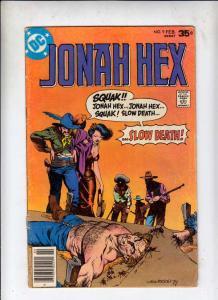 Jonah Hex #9 (Feb-78) VG/FN Mid-Grade Jonah Hex