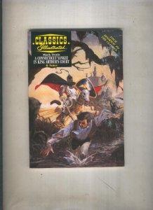 Classics Illustrated: Un Yanqui en la corte del Rey Arturo