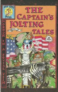 THE CAPTAIN'S JOLTING TALES #2 ONE SHOT PRESS