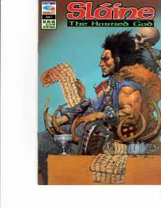Lot Of 2 Dark Horse Comic Books Slaine #5 and Aliens Predator #1    ON3