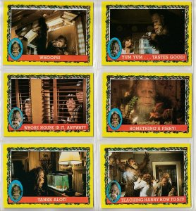Harry and The Hendersons Trading cards (Topps, 1987)