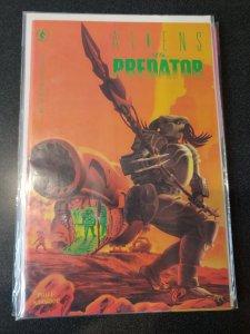 Aliens vs. Predator #1 (Jun 1990, Dark Horse)