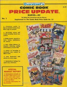 Overstreet's Comic Book Price Update #1 VF/NM; Overstreet   save on shipping - d