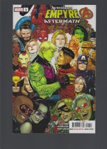 Empyre: Avengers Aftermath #1 (2020)