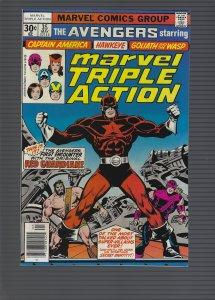 Marvel Triple Action #35 (1977)