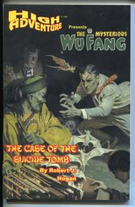 High Adventure-#47 1938-Mysterious Wu Fang-reprint pulp1998-NM