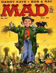 Mad #43, Fine (Stock photo)