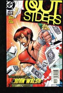Outsiders #18 (2005)