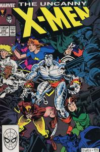 Uncanny X-Men, The #235 VF/NM; Marvel | save on shipping - details inside