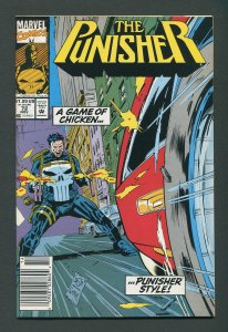 Punisher #72  / 9.0VFN/NM  Newsstand  November 1992