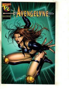 10 Comics Avengelyne 1/2 Archer 13 Street 1 2 X Files 0 Ren 1 Ash 4 Maxx 2++ RP1