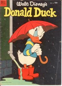 DONALD DUCK 35 G-VG May-June 1954 COMICS BOOK