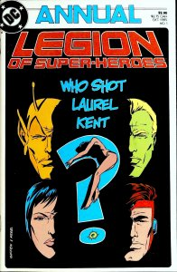 Legion of Super-Heroes Annual #1 (1985)