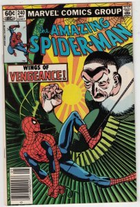 Amazing Spider-Man #240 (May-83) VF/NM High-Grade Spider-Man