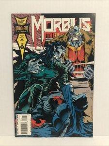 Morbius The Living Vampire #18