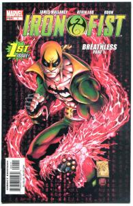 IRON FIST #1 2 3 4 5 6, NM,  Marvel, Kung-Fu, Martial Arts, 2004, 1-6 set