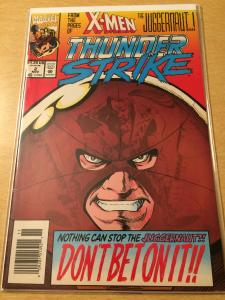 Thunderstrike #2  The Juggernaut