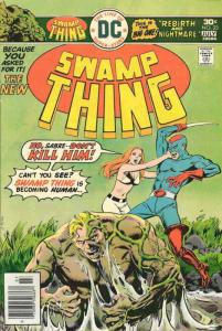 Swamp Thing (1st Series) #23 VF/NM; DC | save on shipping - details inside
