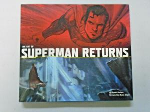 Art of Superman Returns #1 Hardcover barely used (2006)