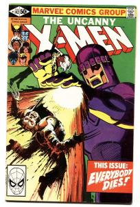 X-Men #142 1981 comic book-DAYS OF FUTURES PAST-MARVEL VF