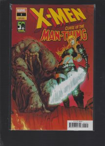 X-Men: Curse of the Man-Thing #1 Variant