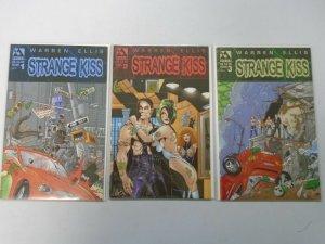 Strange Kiss Warren Ellis Run: #1-3B 8.0 VF (2000)
