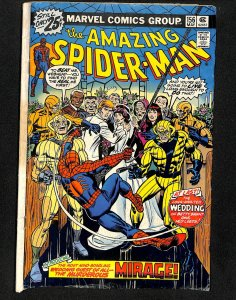 Amazing Spider-Man #156