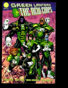 10 Green Lantern Comics New Corps 1 2 '98 1,000,000 3D 80-Page Giant +MORE GK24