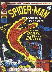 SPIDER-MAN WEEKLY  (#229-230) (UK MAG) (1973 Series) #95 Very Fine