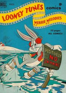 Looney Tunes and Merrie Melodies Comics #101, Fine- (Stock photo)