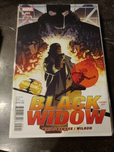 Black Widow #5 (2016)