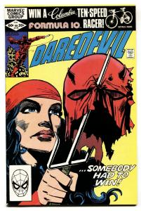 Daredevil #179 comic book Marvel Elektra issue