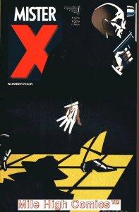 MR. X (1985 Series)  (VORTEX) (MISTER X) #4 Fine Comics Book