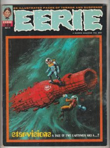 Eerie Magazine #33 (May-71) NM- High-Grade