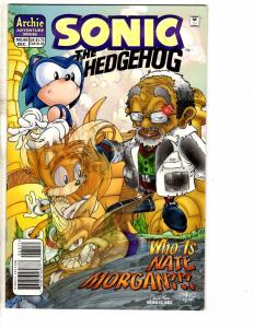 Sonic The Hedgehog # 65 VF/NM Archie Adventure Series Comic Book Knuckles J233