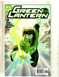 Lot of 12 Green Lantern DC Comic Books #1 2 3 4 5 6 7 8 9 10 11 12 GK30