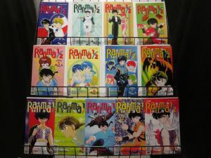 RANMA 1/2 PART 8 (1999 VIZ) 1-13  Rumiko Takahashi
