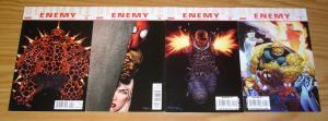 Ultimate Enemy #1-4 VF/NM complete series - brian bendis - spider-man 2 3 set