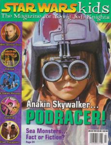 Star Wars Kids Magazine #4 VF/NM; The Fan Club | save on shipping - details insi