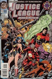 Justice League (1987 series) #0, NM + (Stock photo)
