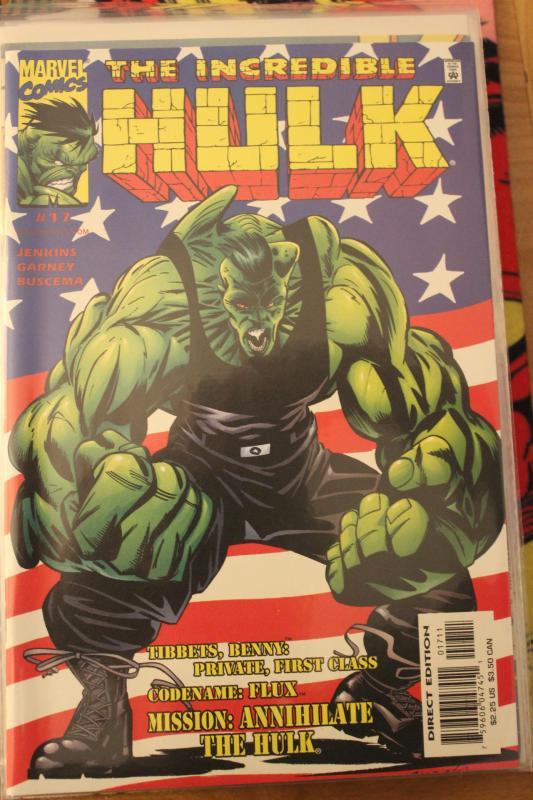 Incredible Hulk  17 NM/MT