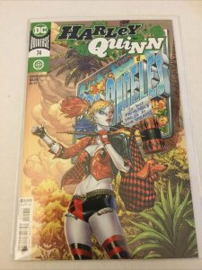 Harley Quinn 74 Nm Near Mint DC