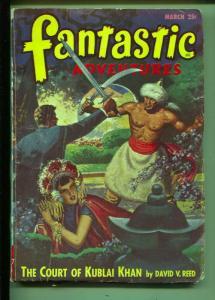 Fantastic Adventures-Pulp-3/1948-David V. Reed-Lee Francis